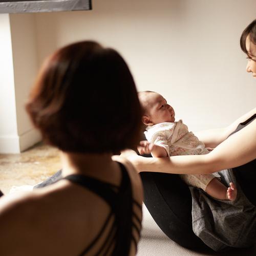 産後ピラティス(3ヶ月~1歳以下)[奇数週Ai、偶数週Mihoko]